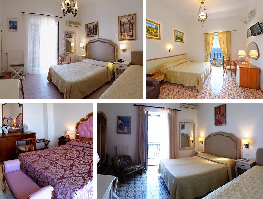 camere hotel la perla