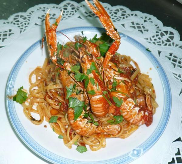 piatto spaghetti